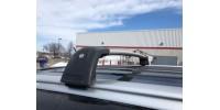 Barres de toit aérodynamiques pour Mitsubishi RVR 2010-19