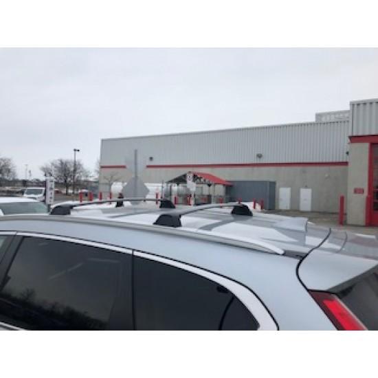 Longerons de toit pour Honda CR-V 2012-16. Grande qualité. Disponible maintenant en entrepôt.