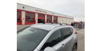 Ensemble barres transversales de toit et longerons Honda CR-V 17-21. Bas prix.( En entrepôt seulement )