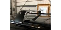Barres transversales de toit Pour Volvo XC 60. 2014-2020. Rien de meilleur en ville.