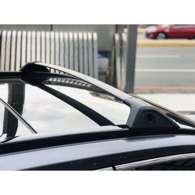 Barres de toit pour Toyota RAV4 2019-21. ( Non assemblées ). Nouveau prix pour un temps limité. !!!
