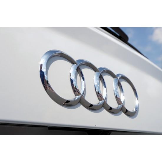 Barres transversales de toit en aluminium pour Audi Q5 2018-20