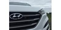 Barres de toit pour Hyundai Tucson 2016-20.